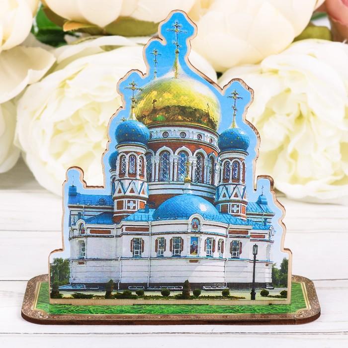 Настольный сувенир «Омск»