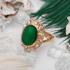 зелёный в золоте