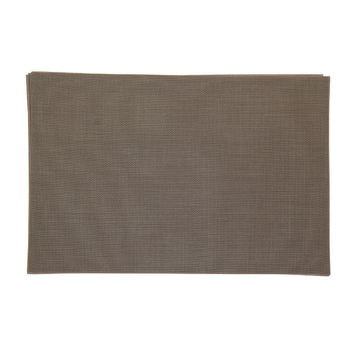 "Салфетка кухонная ""Киото"" 45х30 см, цвет серый"