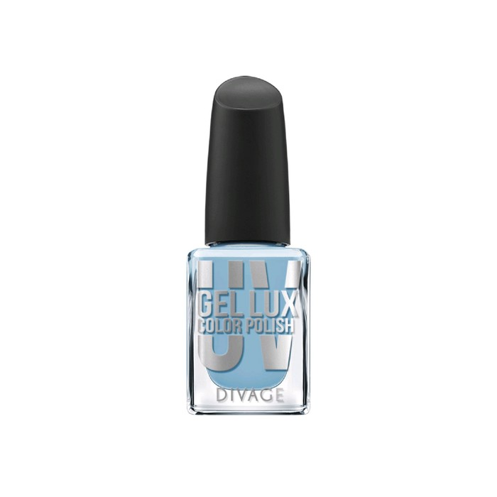 Лак для ногтей Divage, Uv gel lux, цвет № 10
