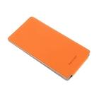 """Универсальный чехол Flip-case 5,5"""", оранжевый"""