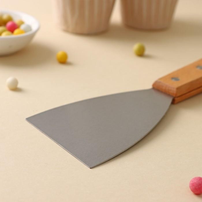 Лопатка-скребок 20,5х7,5 см