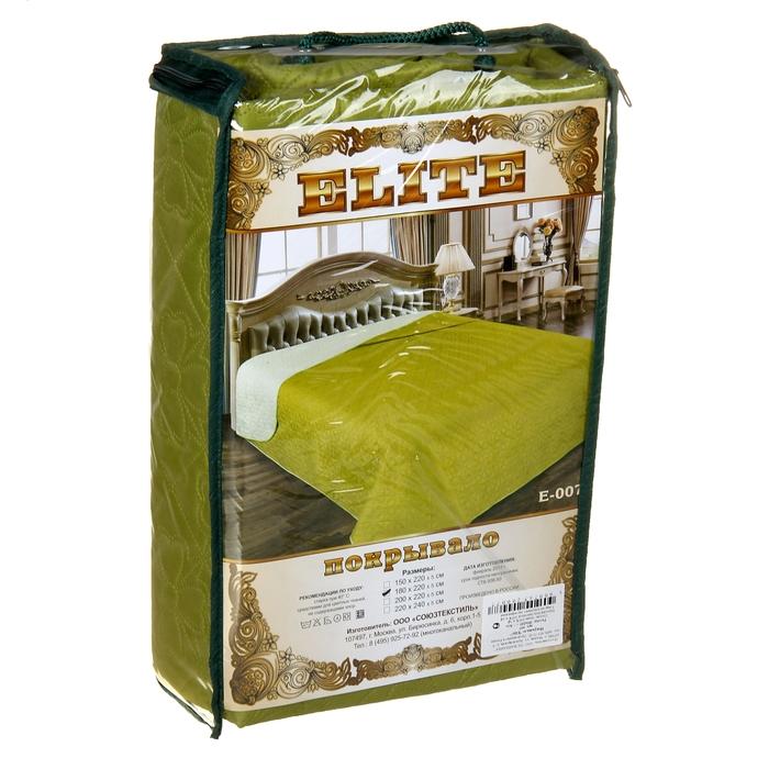 Покрывало Marianna Elite рис 007 200х220 см, пэ100%