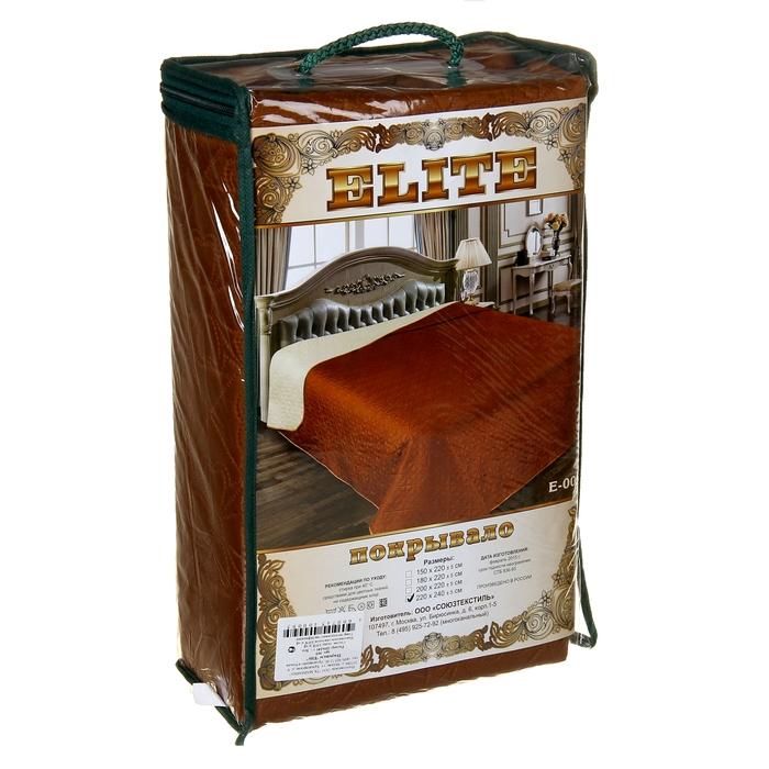 Покрывало Marianna Elite рис 009 180х220 см, пэ100%