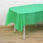 """Скатерть """"Праздничный стол"""", цвет: зелёный, 137х183 см"""