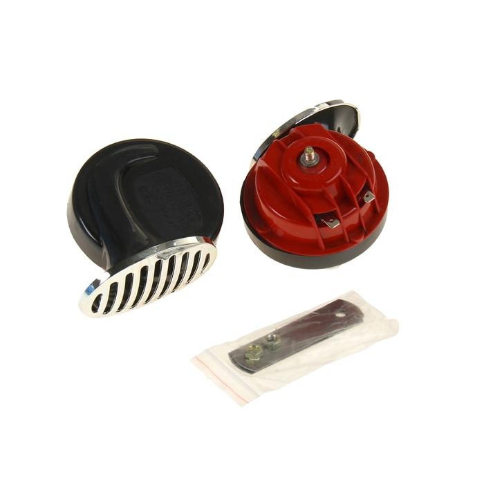 Звуковой сигнал 12 В, 410/510 Гц, 115 Дб, комплект 2 шт