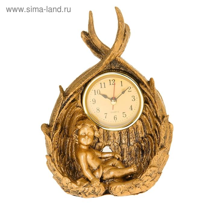 """Часы настольные """"Ангел в крыльях"""""""