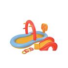 """Игровой центр """"Спортигры"""" (кольцеброс с кольцами, дартс с мячами), 225х124х104, от 2-6 лет Jilong"""