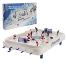 """Board game """"Hockey"""", body players, R-p of the game field 70 x 42 cm"""