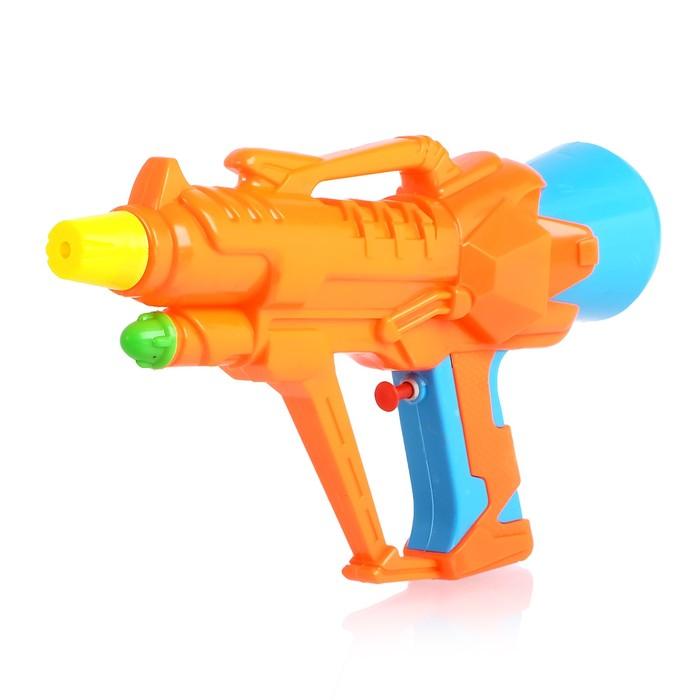 """Водный пистолет """"Крутая пушка"""", цвета МИКС"""