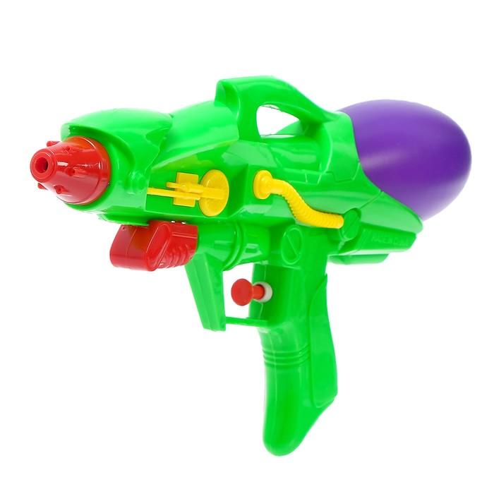 Водный пистолет «Крутой бластер», цвета МИКС