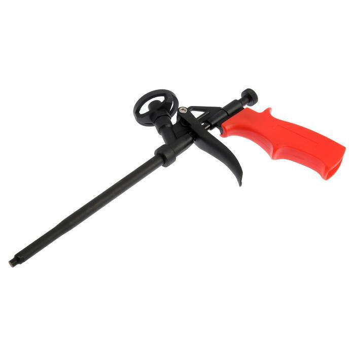 Пистолет для монтажной пены TUNDRA premium, с тефлоновым покрытием