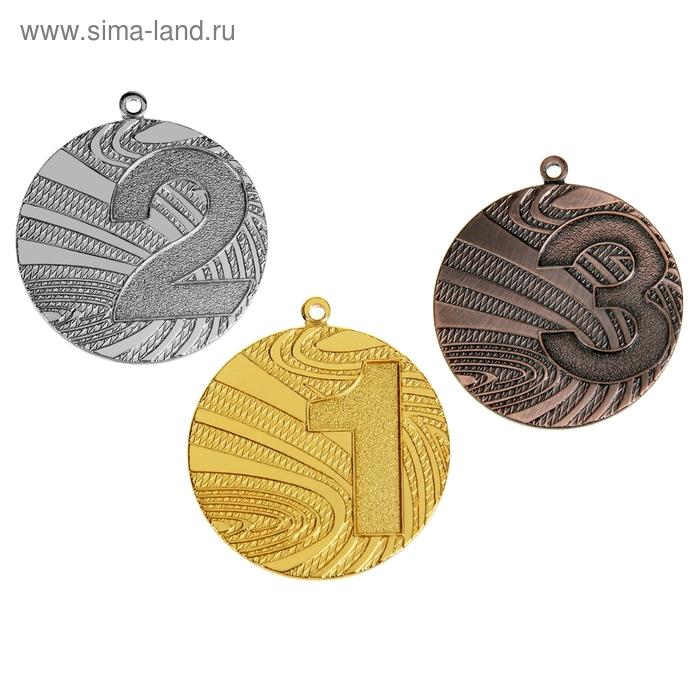 """Медаль призовая 016, d=4 см, """"1 место"""", золото"""