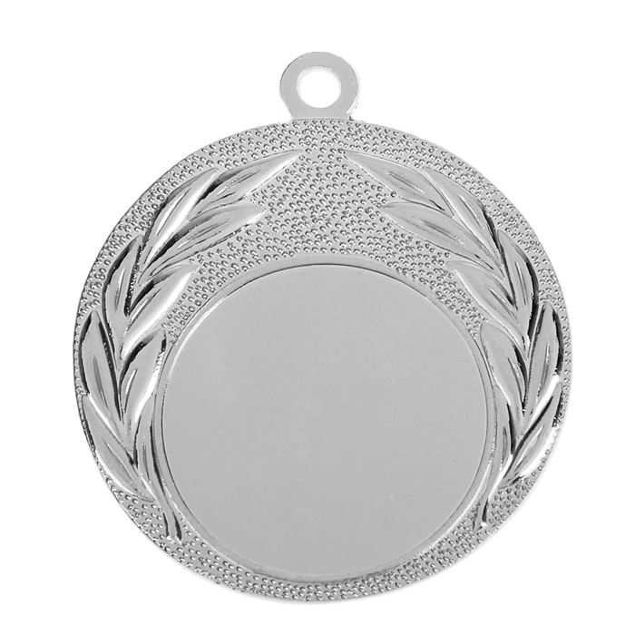 Медаль под нанесение 033, серебро