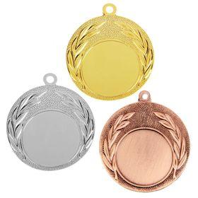 Медаль под нанесение 033, золото Ош