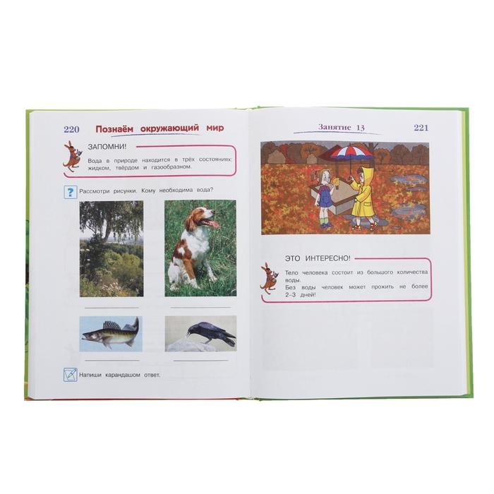 Годовой курс подготовки к школе: для детей 6-7 лет. автор: Липская Н.М., Мальце