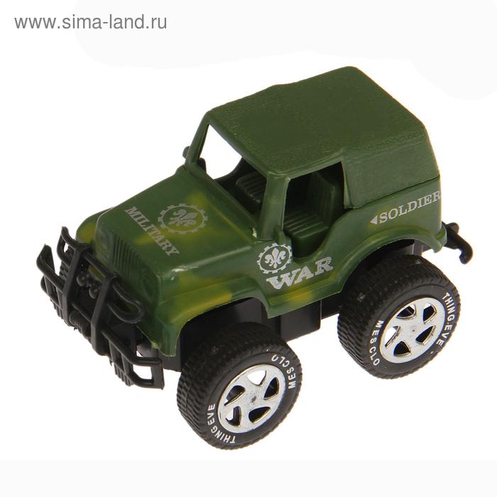 """Машина инерционная """"Армия"""", МИКС"""