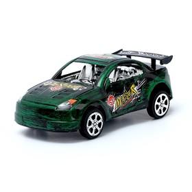 Машина инерционная «Тачка», цвета МИКС