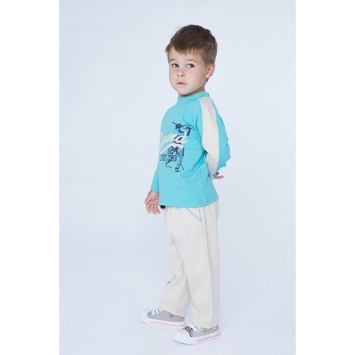 "Комплект для мальчика ""Легенда 1924"": кофта, брюки, рост 98-104 см (24-36 мес.) 9040ID1284"
