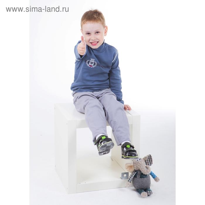 """Комплект для мальчика """"Корона"""": кофта, брюки, рост 98-104 см (3-4г.), цвет микс 9199CD1620"""