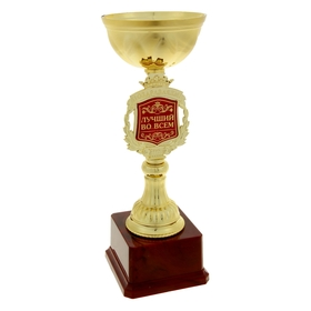 """Кубок """"Поздравляем. Лучший во всем"""""""