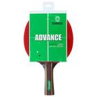 Ракетка для настольного тенниса Torres Advance, для любителей, накладка 1,8 мм, коническая ручка
