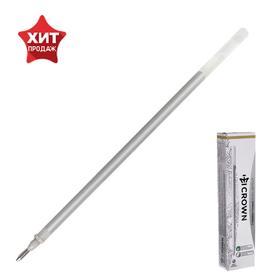Стержень гелевый 138 мм, металлик серебро 0.7 мм