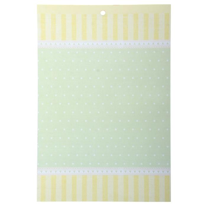 Набор дизайнерской бумаги «Наш малыш», 12 листов, 21 х 29,7 см, 160 г/м - фото 377829044