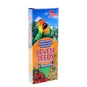 Палочки для попугаев Seven Seeds, с вишней, 2 шт. Ош