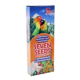 Палочки для попугаев Seven Seeds, с витаминами и минералами, 2 шт. Ош