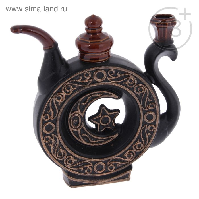 """Кальян """"Звезда востока"""" бронза"""