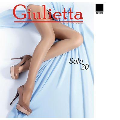 Колготки женские Giulietta SOLO 20 (nero, 3)