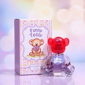Душистая вода для девочек Funny Teddy, 15 мл Ош