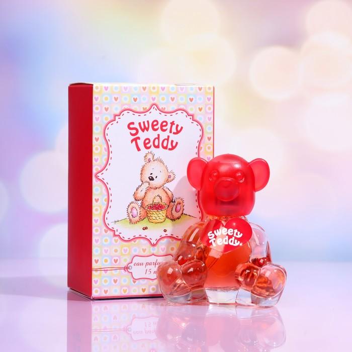 Душистая вода для детей Sweety Teddy, 15 мл