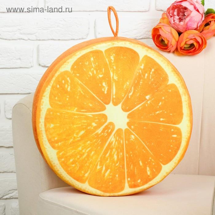 """Подушка-игрушка """"Апельсин"""""""