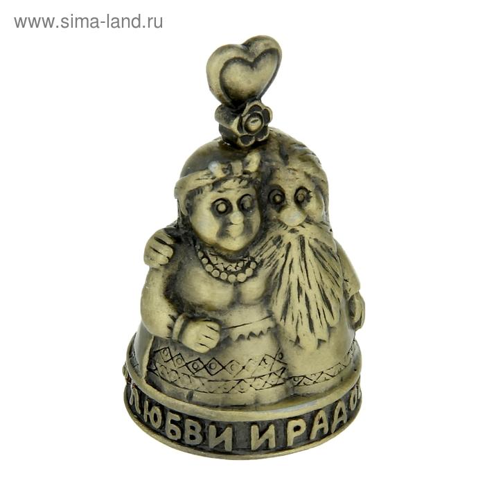 """Колокольчик Домовой """"Любви и радости"""""""