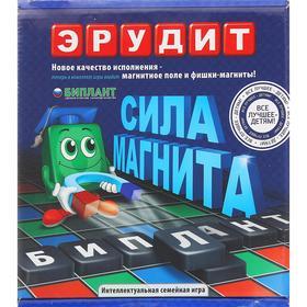 Игра настольная «Эрудит Магнитный»