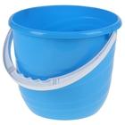 Ведро «Голубая лагуна», 10 л, цвет голубая лагуна