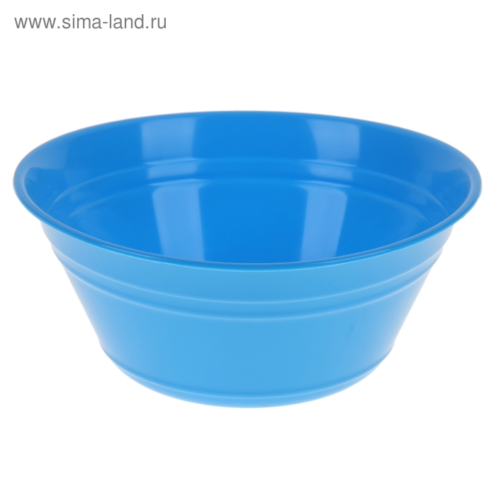 Салатник 2 л Patio, цвет голубая лагуна