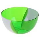 зелено-белый