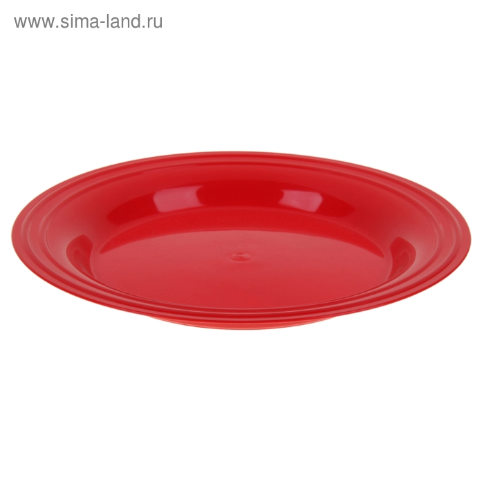 "Тарелка обеденная ""Роза"""