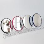 Зеркало складное-подвесное, с увеличением, d зеркальной поверхности — 16 см, МИКС