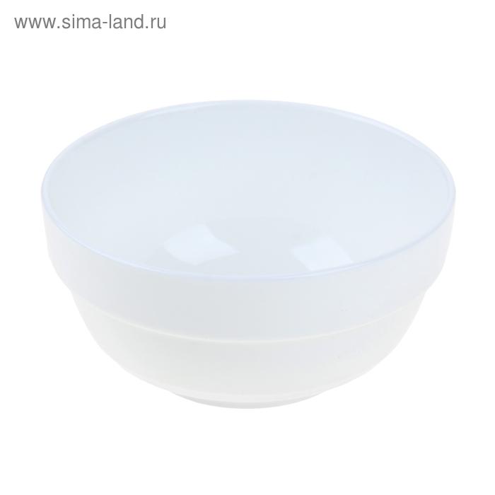 """Салатник """"Млечный путь"""" штабелируемый 15х7 см"""