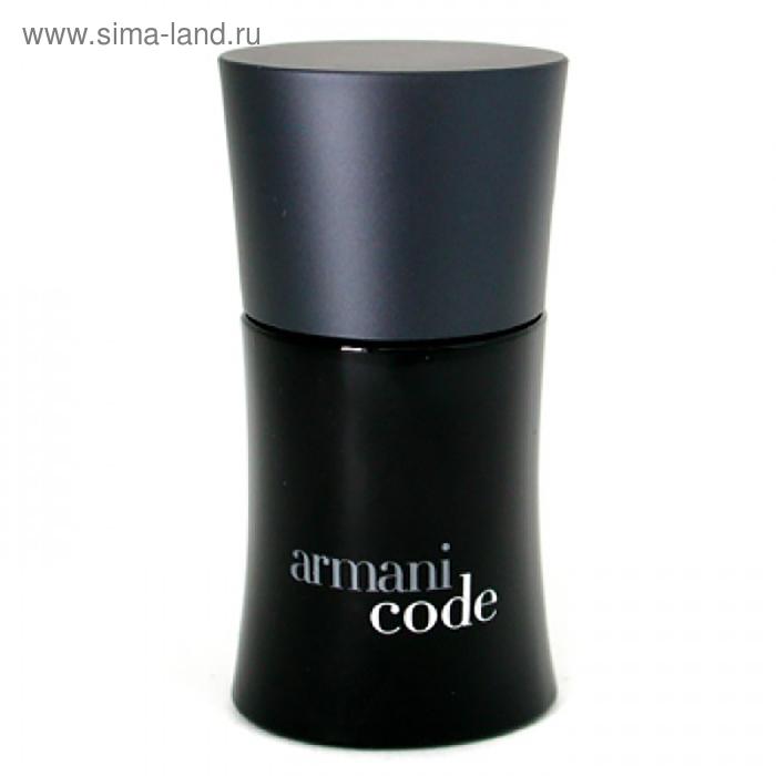Туалетная вода Giorgio Armani Armani Code Homme, 50 мл