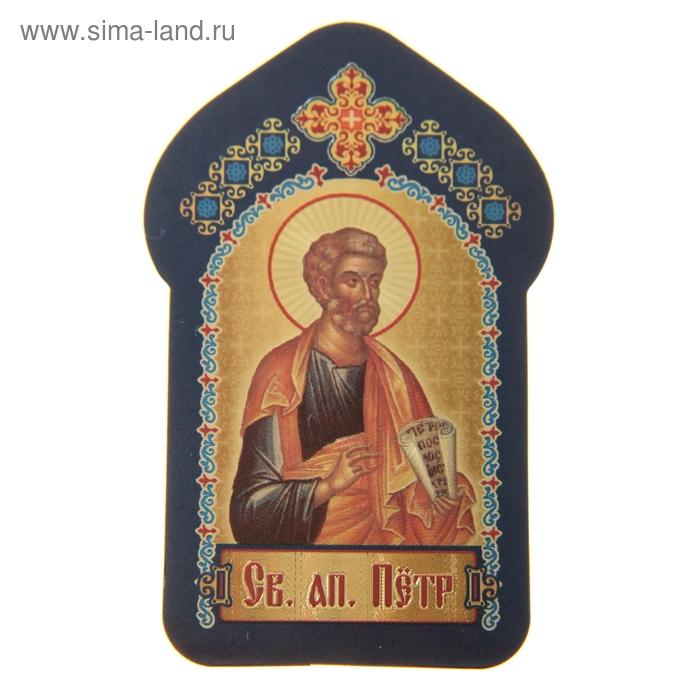 """Икона для ношения с собой """"Святой апостол Петр"""""""