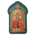 """Икона для ношения с собой """"Святая великомученица Варвара"""""""