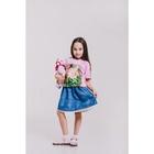 Футболка детская Collorista 3D Fairytale, возраст 2-4 года, рост 92-110 см, цвет розовый
