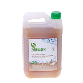 Концентрированное моющее средство Synergetic для оборудования в пищевой промышленности, биоразлагаемое, 6,25 кг Ош