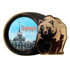 "Магнит в форме медведя ""Барнаул"""