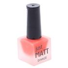 Лак для ногтей Divage, Just matt, цвет № 5619